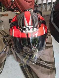 Helmet KYT ANDY GILANG XXL