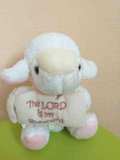 🚚 Lamb- the Lord is my shepherd