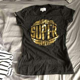 Women's Authentic Superdry Tee