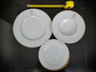 Deshoulieres Dinner plate Set