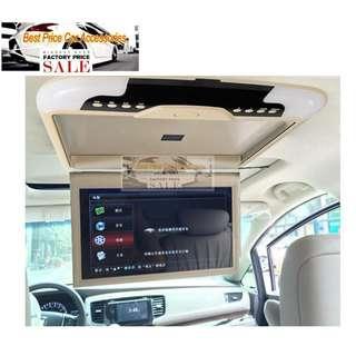 CAR FLIP DOWN TFT LCD MONITOR OR TV