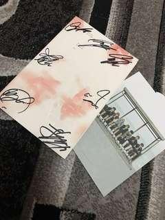 ORIGINAL SIGNED ALBUM BTS