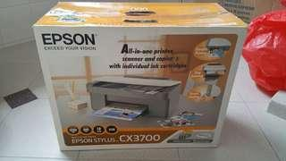 Epson Printer (Hardly used)