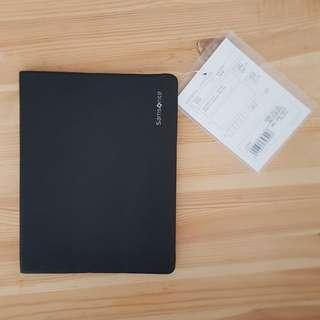 🚚 Samsonite Case for iPad 2 and 3 Gen Leora Black Portfolio