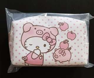 🚚 2019 7-11福袋 Kitty化妝包(送零食 折價券)