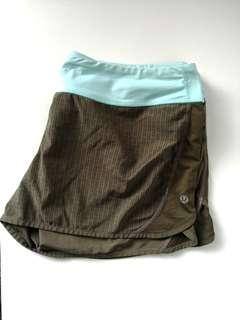 Original Lululemon Warm Dry Shorts