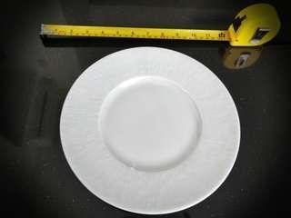Deshoulieres Apicius flat plate