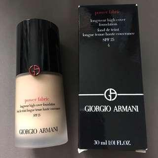 Giorgio Armani Power Fabric Foundation 粉底