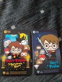Harry potter ezlink ez link card mrt with6 $7 each store value