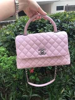 1f7056900d60d7 chanel coco handle caviar | Luxury | Carousell Singapore