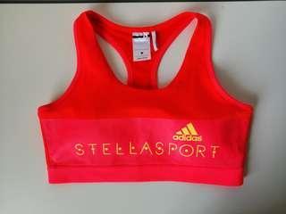 ( New ) Original Adidas Stellasport Clima Cool Sports Bra