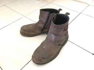 Black Hammer Safety Boot