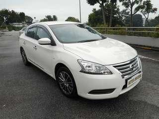 Nissan Sylphy 1.6 Lite Auto