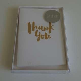 Kikki K Thank You Cards