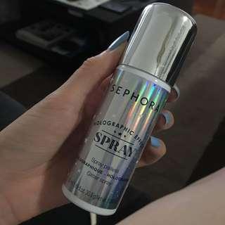 Sephora Holographic Hair Spray