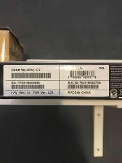 wireless AC600 band USB