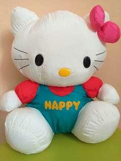 🚚 Happy Hello Kitty Plush Toy