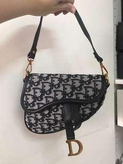 Small dior saddle handbag sling bag 12f35d0a25fab