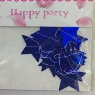 Garland Star Foil