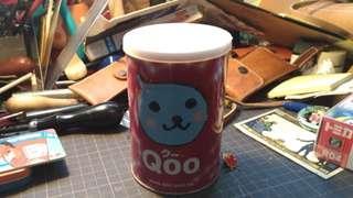☺ Qoo 鐵罐