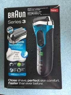 Braun S3 鬚刨
