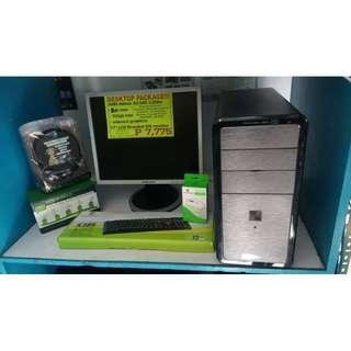 AMD athlon X4 640