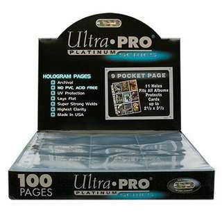 [TAKING ORDERS] ULTRA PRO CARD SLEEVES