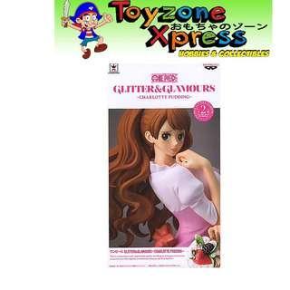 Banpresto One Piece Glitter & Glamours Charlotte Pudding (A)