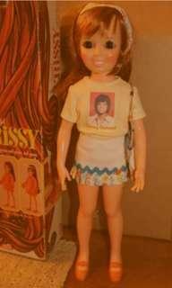 美國46公分娃娃60年代古董