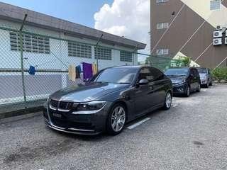 BMW 320i E90 for rent