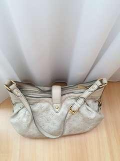LV Mahina full leather bag