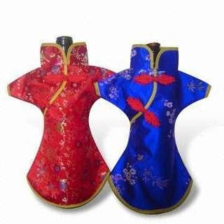 Cheongsam  Bottle Cover