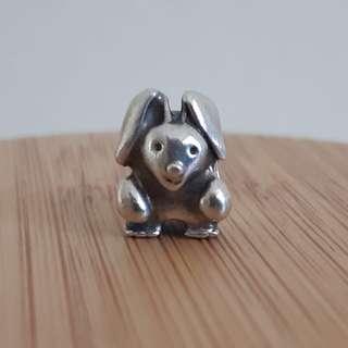 Pandora Rabbit Charm