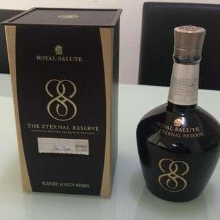 Royale Salute The Eternal Reserve whiskey