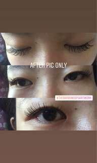 Eyelash extension 2D