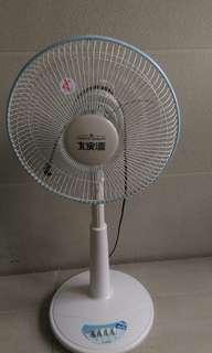 大家源12吋電風扇