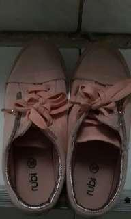 Rubi pink sneakers
