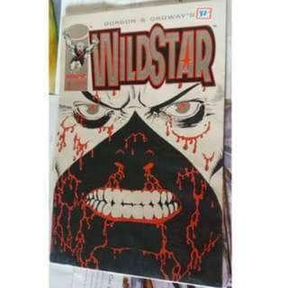 Wildstar Comic