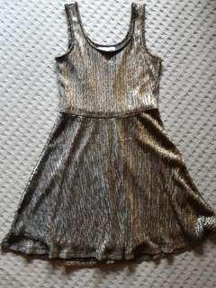 Sparkly designer dress size 10