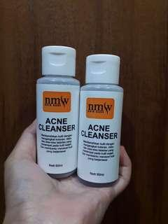 BARU! NMW ACNE CLEANSER RNMW7/pcs