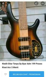 Kredit Gitar Cort Tanpa Dp Proses kilat