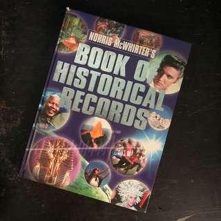 Book of Historical Records