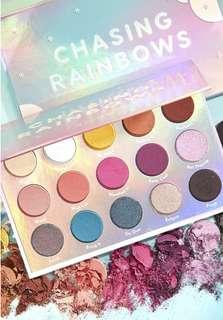 Colourpop eyeshadow palette*chasing rainbows