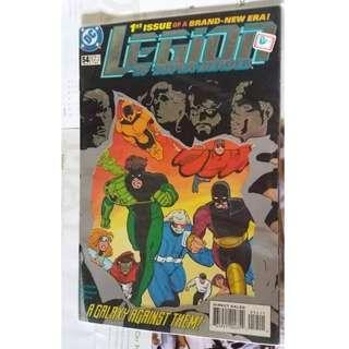 Legion Comic