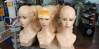 Mannequin Head IB ( Buy 5 Free 1 )