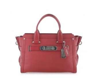 Coach swagger bag 32