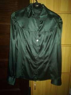 Sisley Small l/s blouse