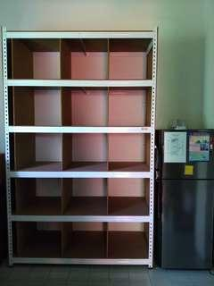Documents Filing Storage Rack ( Boltless ) Custom Made
