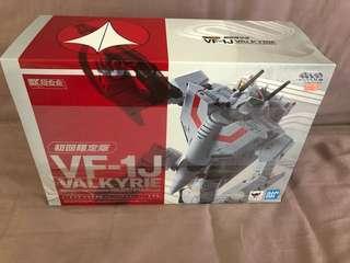 Bandai Macross DX Chogokin VF-1J Valkyrie 1/48 Hikaru Ichijo Type (Limited Edition First Release)