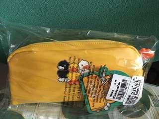 正品 B duck 筆袋